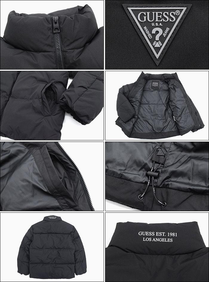 GUESSゲスのジャケット Premium Duck Down07