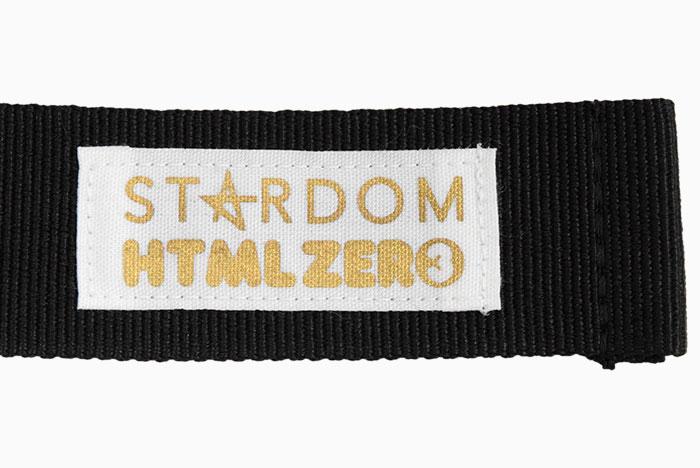 HTML ZERO3エイチティエムエル ゼロスリーのバッグ HTML ZERO3×STARDOM13
