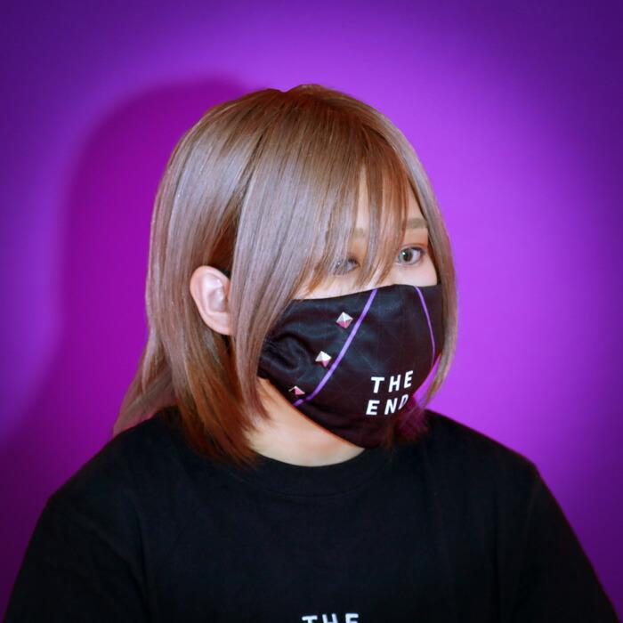 HTML ZERO3エイチティエムエル ゼロスリーのマスクカバー HTML ZERO3×STARDOM02