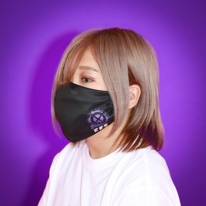 HTML ZERO3エイチティエムエル ゼロスリーのマスクカバー HTML ZERO3×STARDOM03