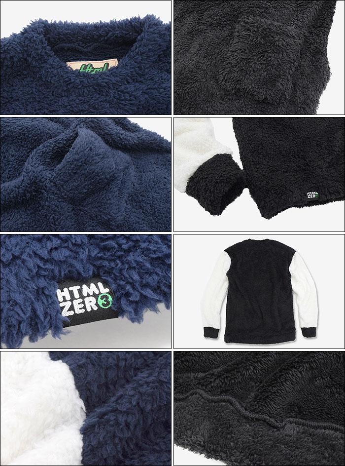 HTML ZERO3エイチティエムエル ゼロスリーのセーター Dread Frost12