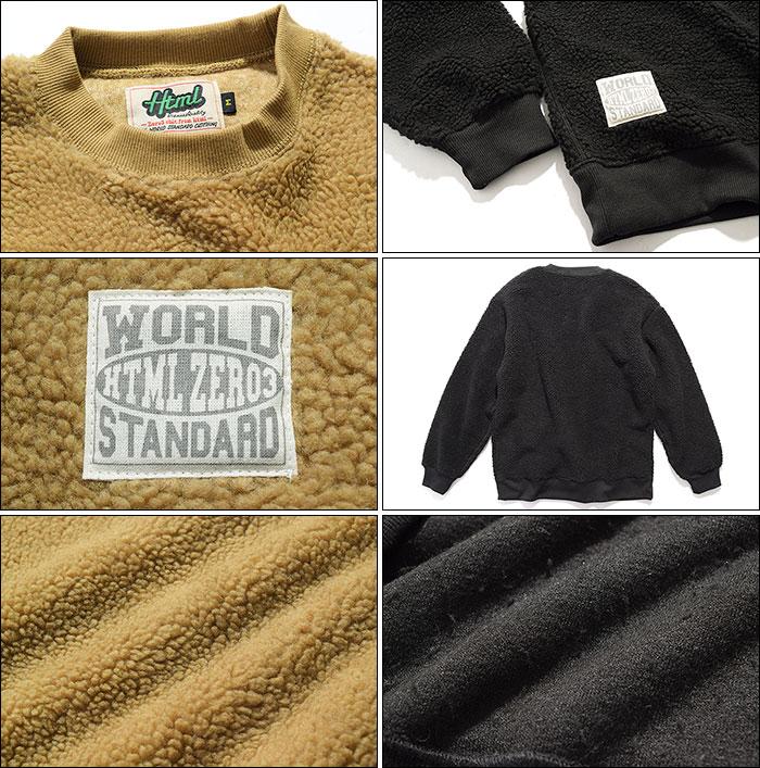 HTML ZERO3エイチティエムエル ゼロスリーのセーター Inventor Drive Sweater11