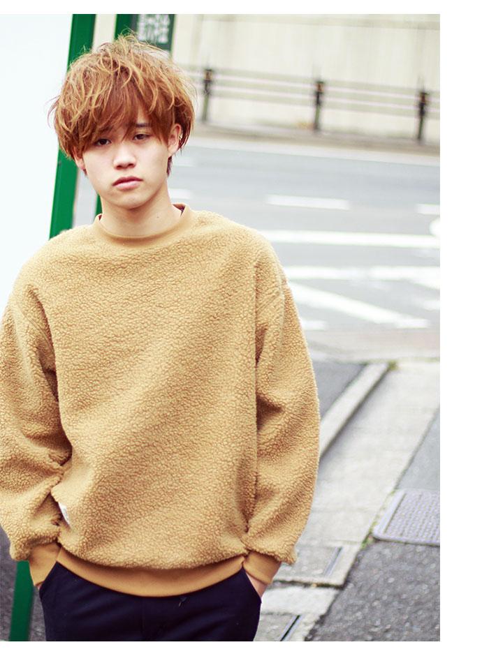 HTML ZERO3エイチティエムエル ゼロスリーのセーター Inventor Drive Sweater01