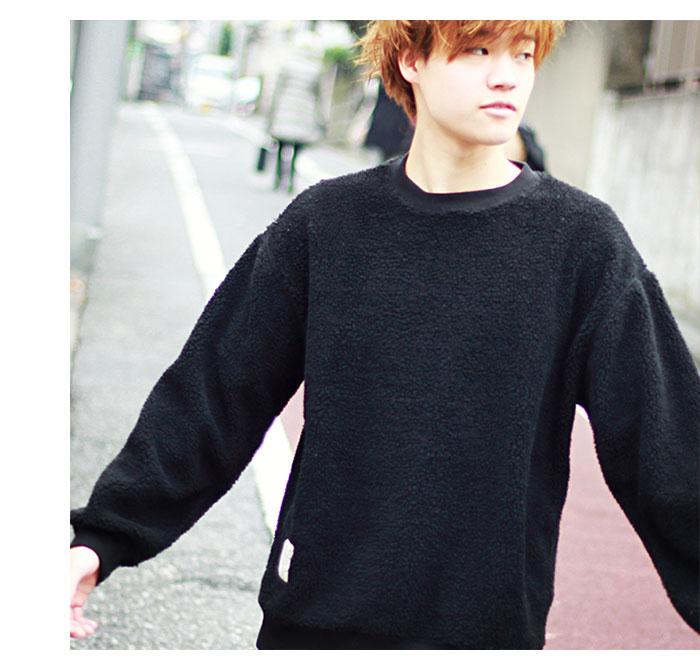 HTML ZERO3エイチティエムエル ゼロスリーのセーター Inventor Drive Sweater02