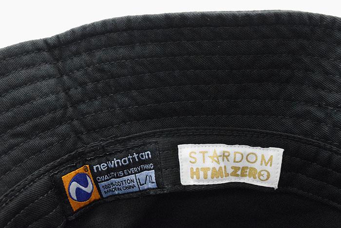 HTML ZERO3エイチティエムエル ゼロスリーのハット HTML ZERO3×STARDOM11