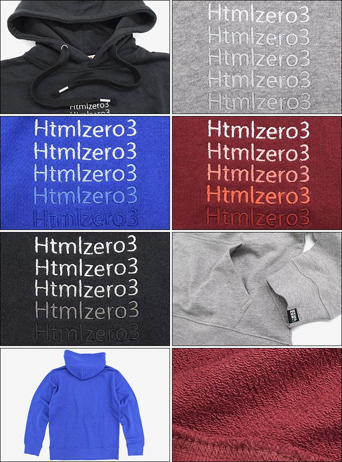 HTML ZERO3エイチティエムエル ゼロスリーのパーカー Gradient Pullover Hoodie11
