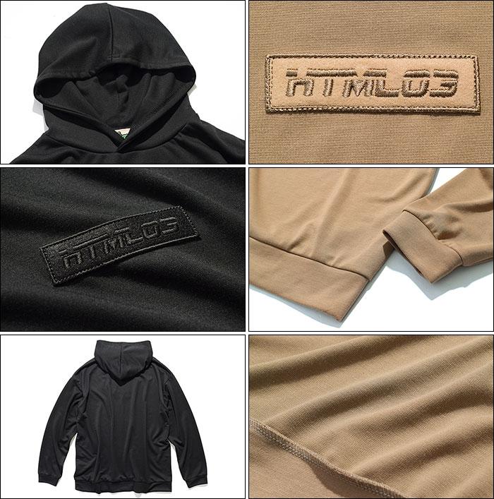 HTML ZERO3エイチティエムエル ゼロスリーのパーカー Nomadic Ace Pullover Hoodie11