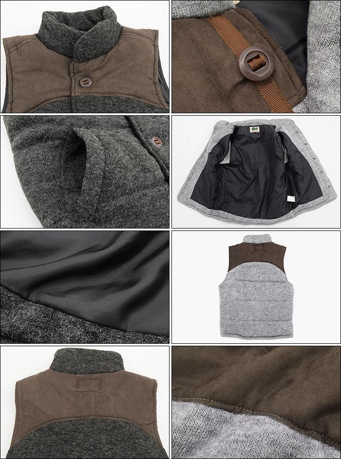 HTML ZERO3エイチティエムエル ゼロスリーのジャケット Amber Flare Vest11