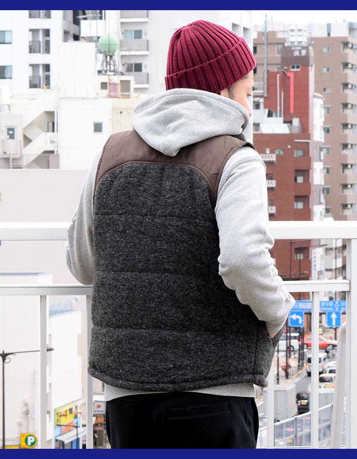 HTML ZERO3エイチティエムエル ゼロスリーのジャケット Amber Flare Vest05