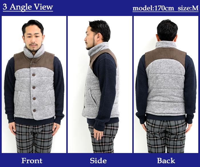 HTML ZERO3エイチティエムエル ゼロスリーのジャケット Amber Flare Vest10