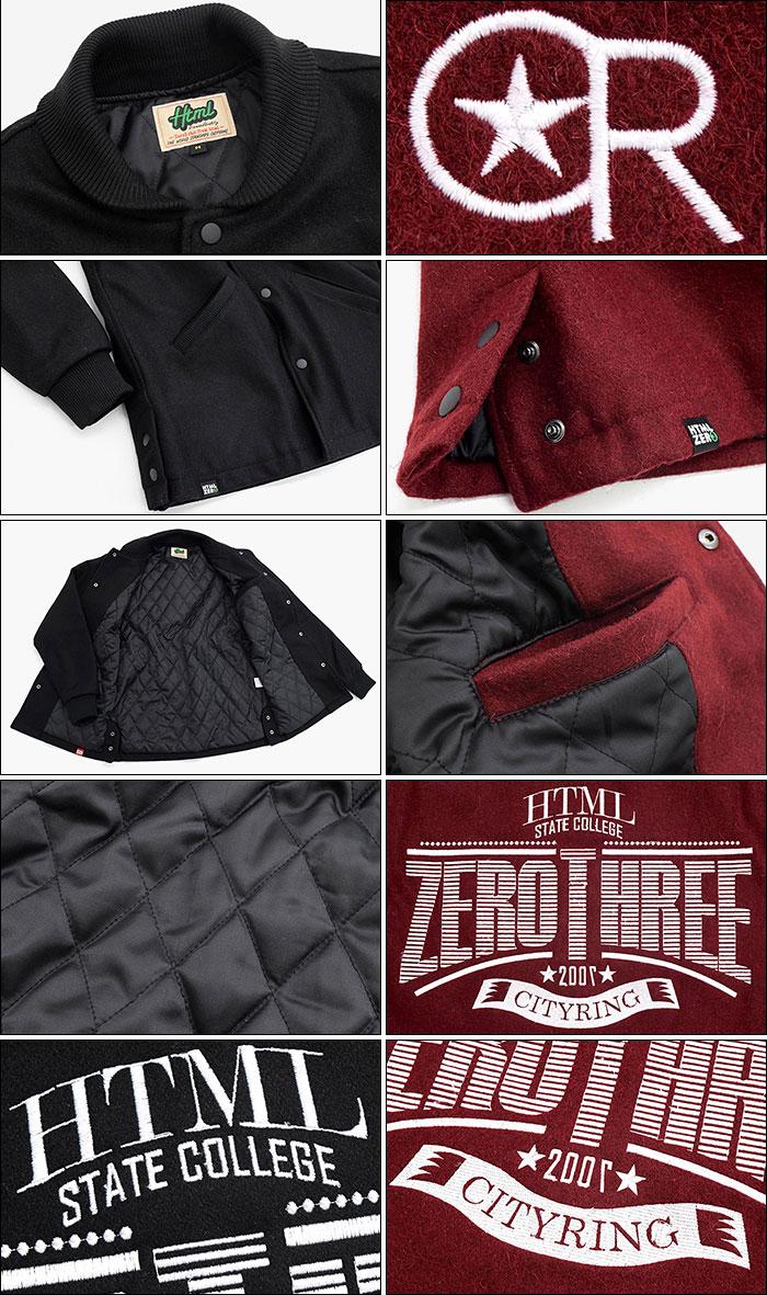HTML ZERO3エイチティエムエル ゼロスリーのジャケット Logic Press Stadium17