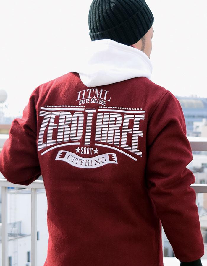 HTML ZERO3エイチティエムエル ゼロスリーのジャケット Logic Press Stadium10