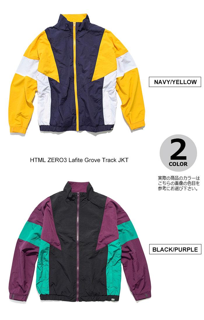 HTML ZERO3エイチティエムエル ゼロスリーのジャケット Lafite Grove Track09