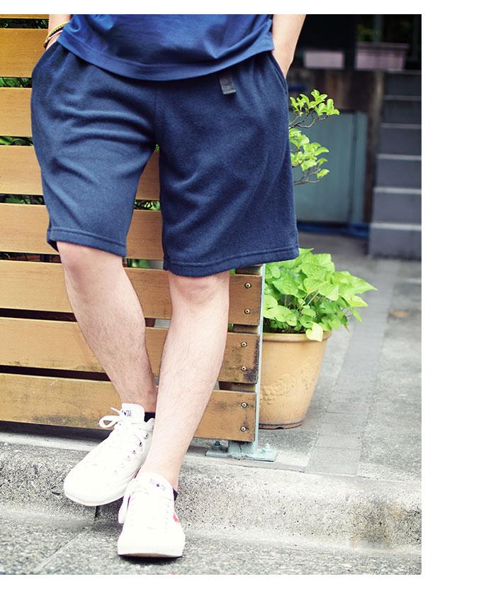 HTML ZERO3エイチティエムエル ゼロスリーのハーフパンツ Global Cord Short Pant02