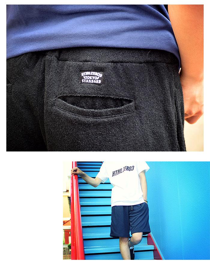 HTML ZERO3エイチティエムエル ゼロスリーのハーフパンツ Global Cord Short Pant03