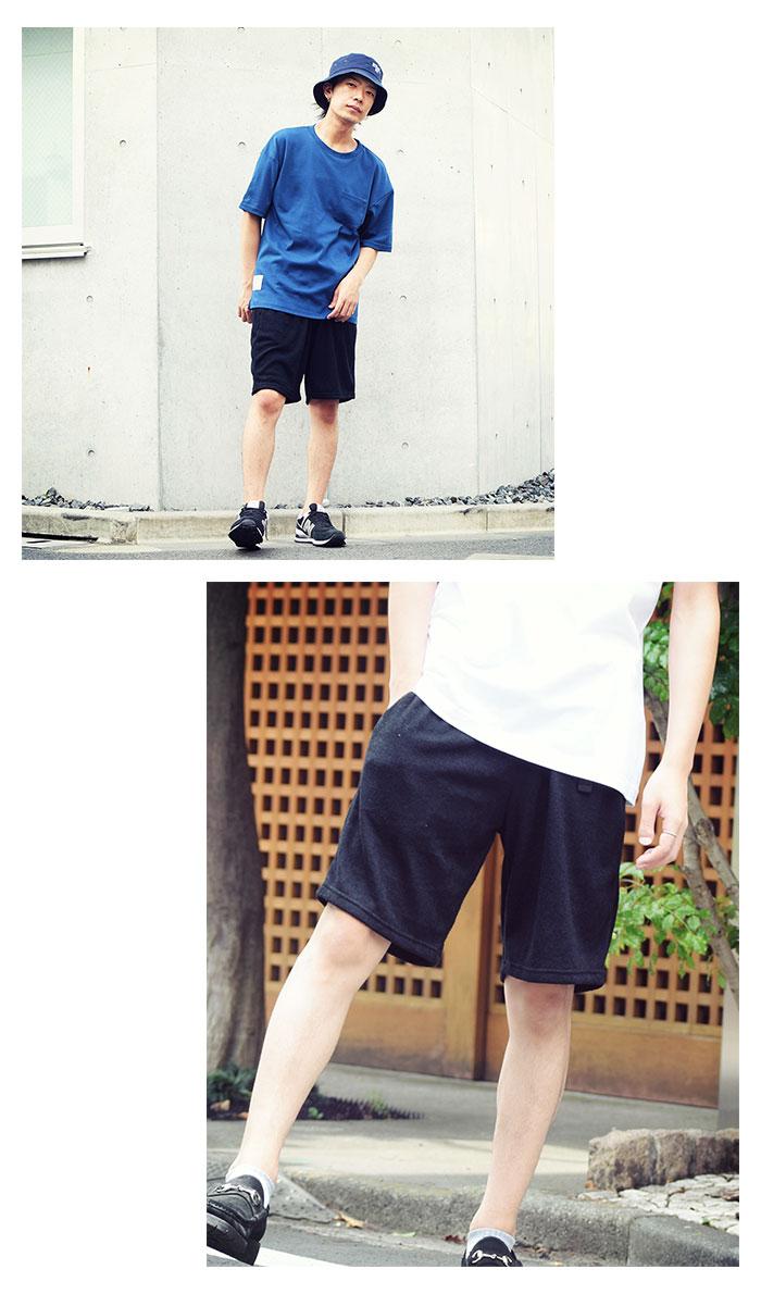 HTML ZERO3エイチティエムエル ゼロスリーのハーフパンツ Global Cord Short Pant07