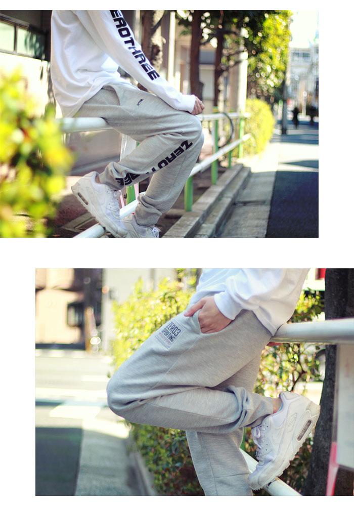 HTML ZERO3エイチティエムエル ゼロスリーのパンツ Gymnasium Dry Sweat Pant09