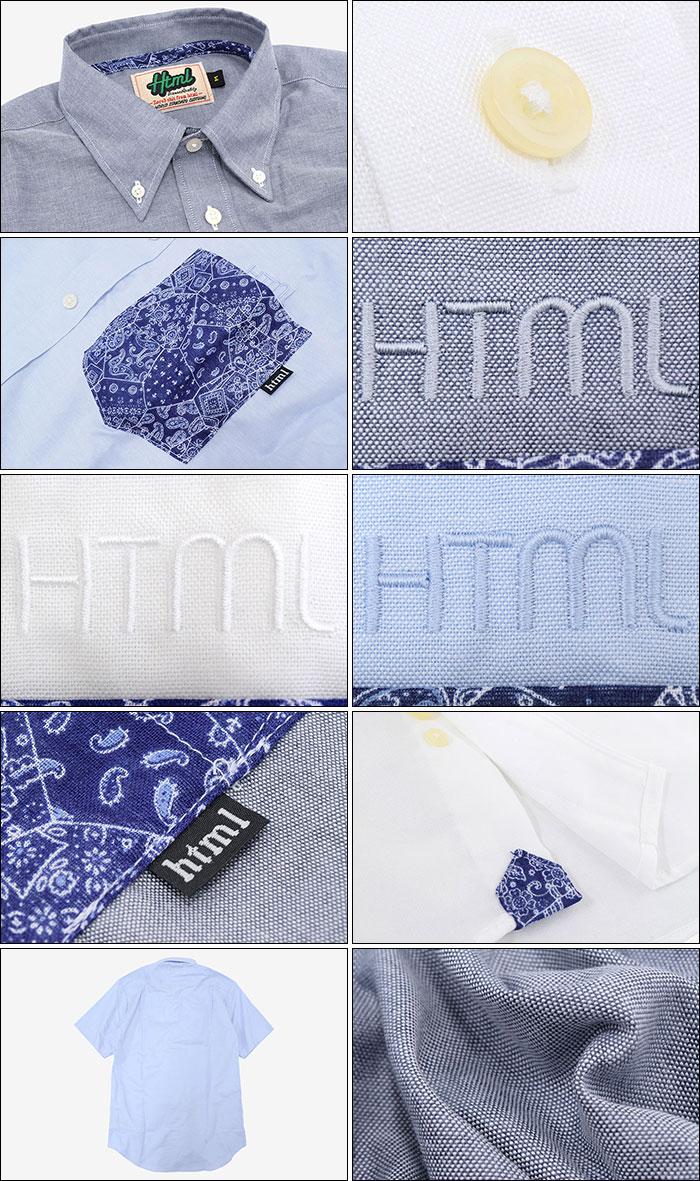 HTML ZERO3エイチティエムエル ゼロスリーのシャツ Guild Moist02