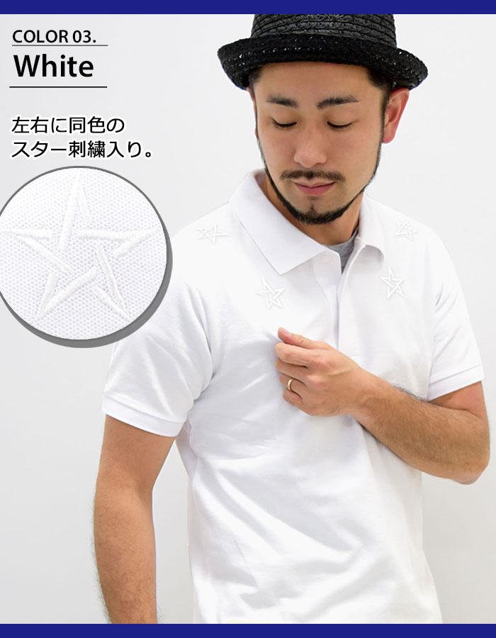 HTML ZERO3エイチティエムエル ゼロスリーのポロシャツ Pentagram06