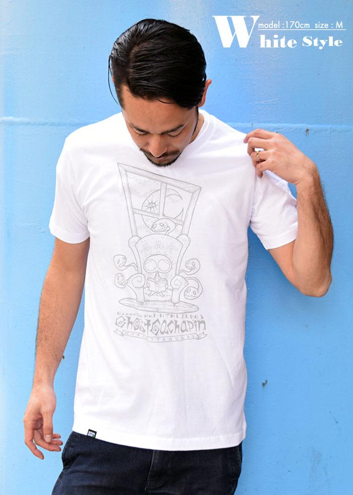 HTML ZERO3エイチティエムエル ゼロスリーのTシャツ HTML ZERO3×Gachapin Royal Moon04