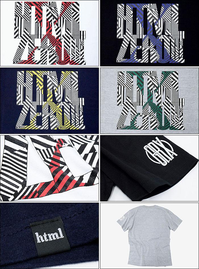HTML ZERO3エイチティエムエル ゼロスリーのTシャツ Glory Dazzle10