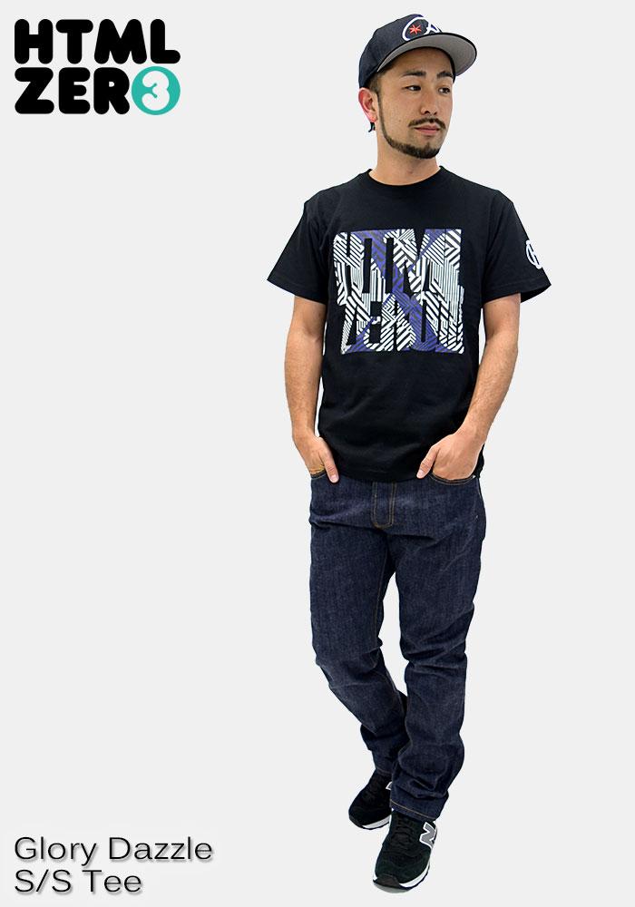HTML ZERO3エイチティエムエル ゼロスリーのTシャツ Glory Dazzle08