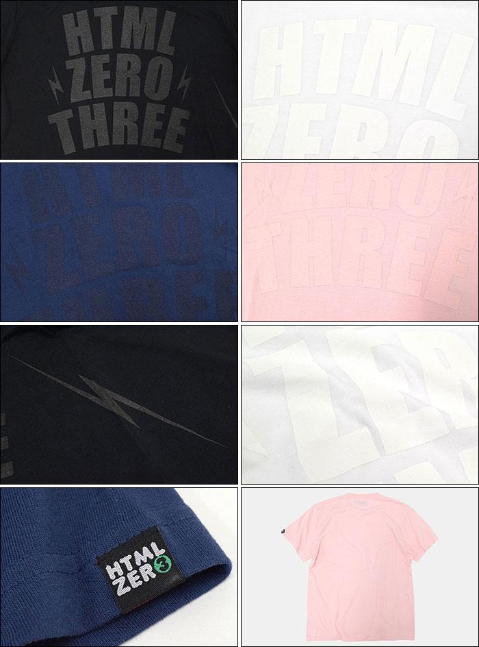 HTML ZERO3エイチティエムエル ゼロスリーのTシャツ Blink Yard10
