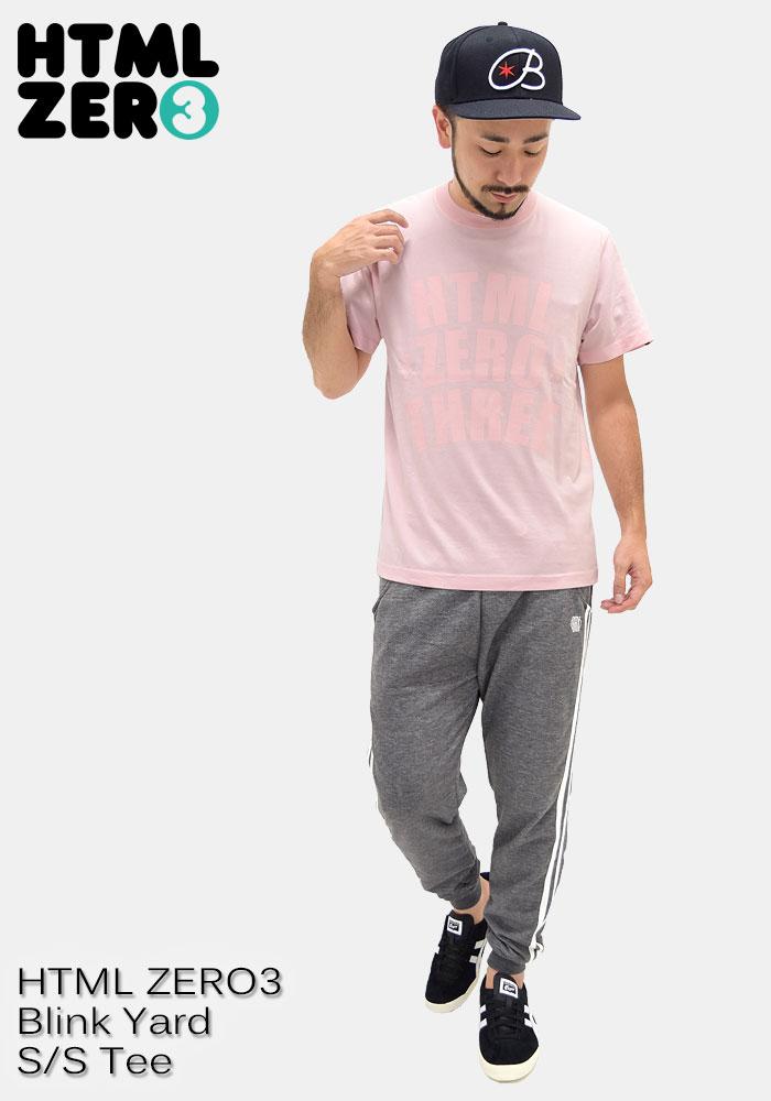 HTML ZERO3エイチティエムエル ゼロスリーのTシャツ Blink Yard08