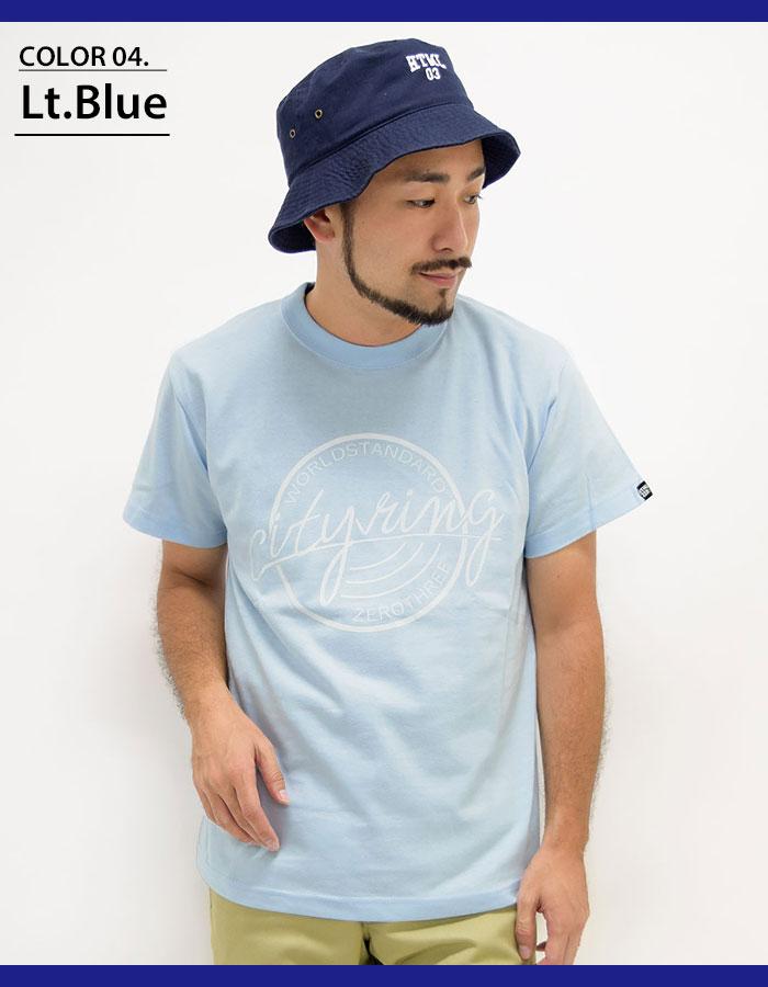 HTML ZERO3エイチティエムエル ゼロスリーのTシャツ City Ring06