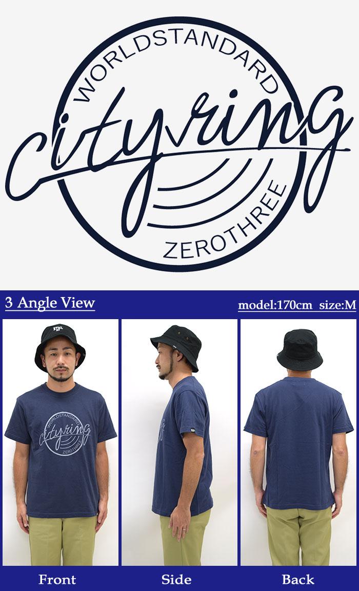 HTML ZERO3エイチティエムエル ゼロスリーのTシャツ City Ring09