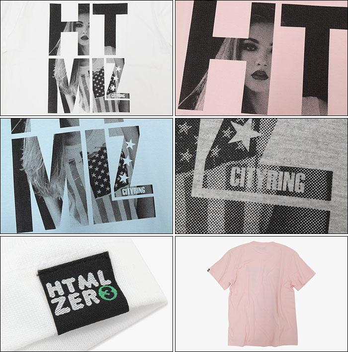 HTML ZERO3エイチティエムエル ゼロスリーのTシャツ Twinkle Girl10