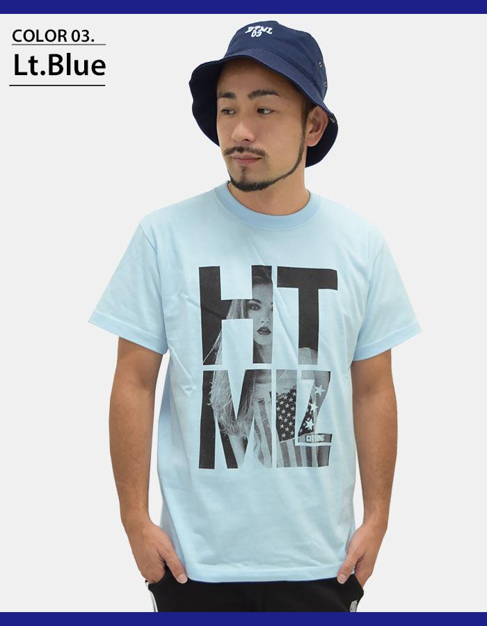 HTML ZERO3エイチティエムエル ゼロスリーのTシャツ Twinkle Girl05