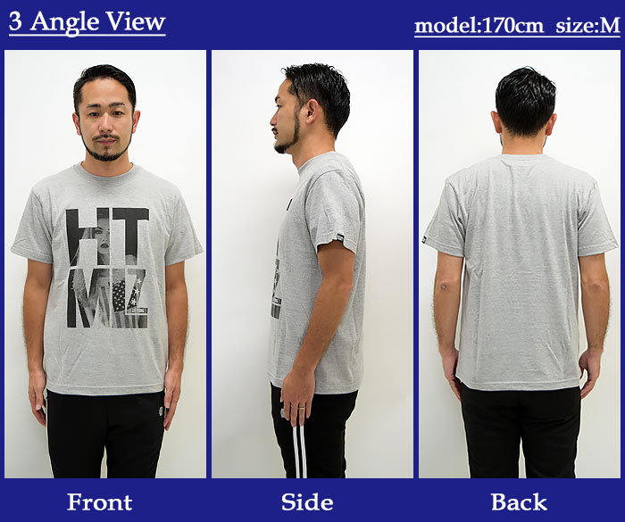 HTML ZERO3エイチティエムエル ゼロスリーのTシャツ Twinkle Girl09