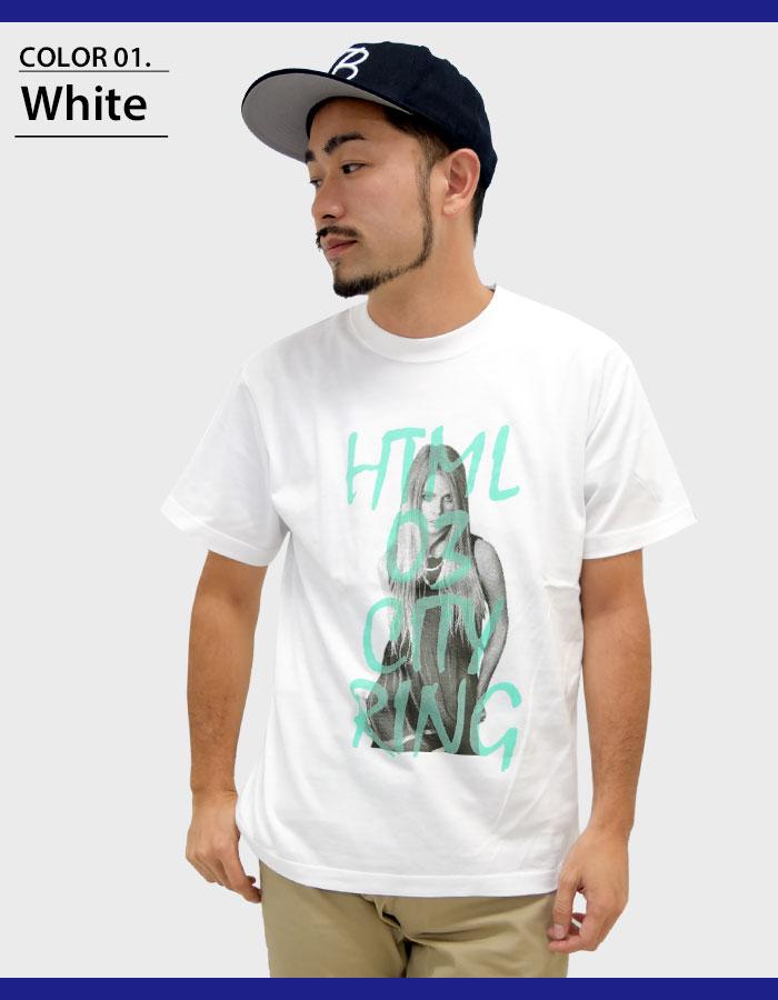 HTML ZERO3エイチティエムエル ゼロスリーのTシャツ Grace Girl03