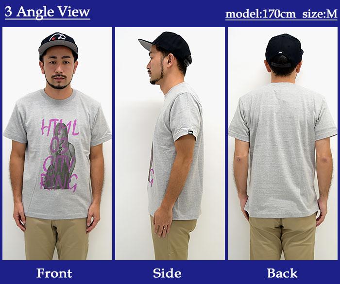 HTML ZERO3エイチティエムエル ゼロスリーのTシャツ Grace Girl09