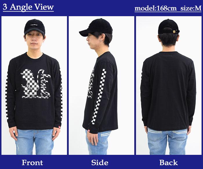 HTML ZERO3エイチティエムエル ゼロスリーのTシャツ Plaid Figure11