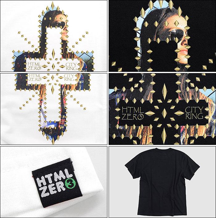 HTML ZERO3エイチティエムエル ゼロスリーのTシャツ Deeply Girl11