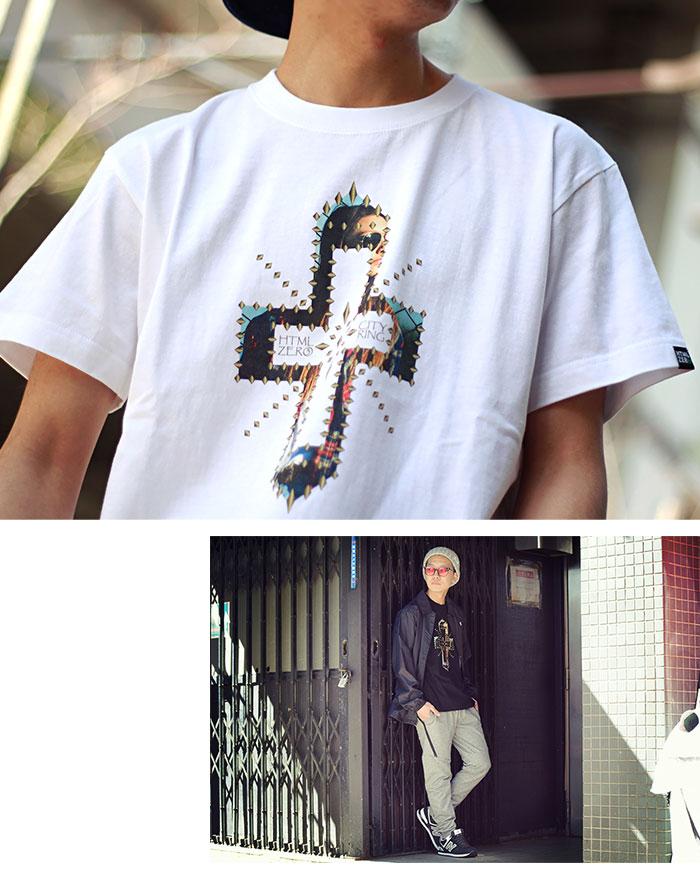 HTML ZERO3エイチティエムエル ゼロスリーのTシャツ Deeply Girl03