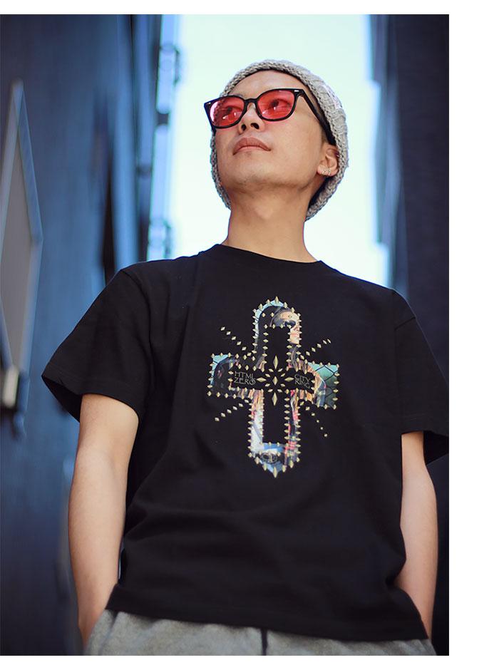 HTML ZERO3エイチティエムエル ゼロスリーのTシャツ Deeply Girl04