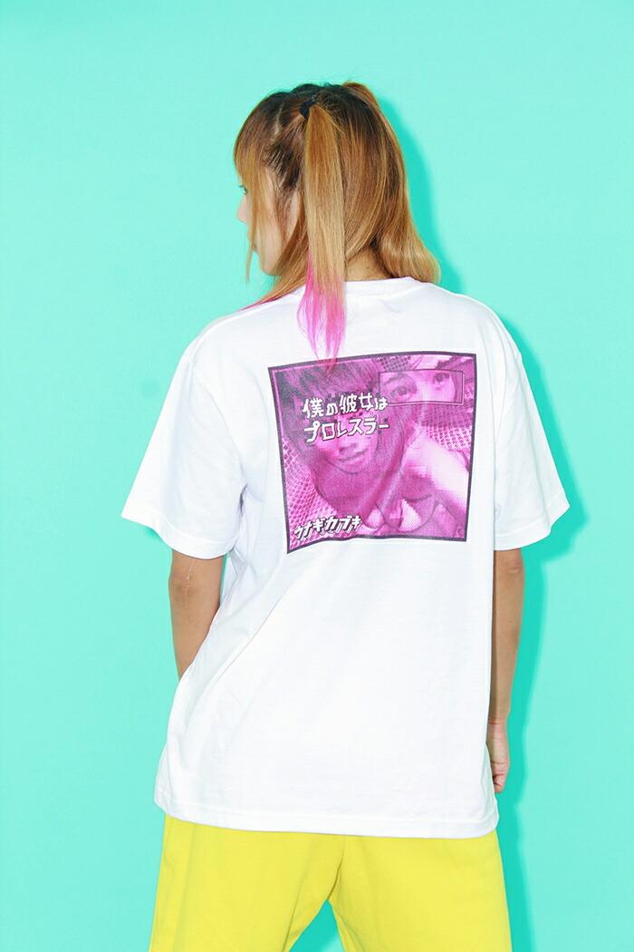 HTML ZERO3エイチティエムエル ゼロスリーのTシャツ HTML ZERO3×STARDOM08