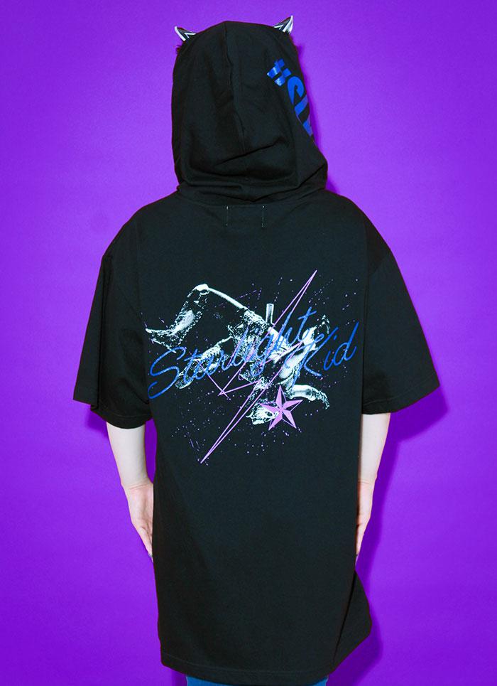 HTML ZERO3エイチティエムエル ゼロスリーのTシャツ HTML ZERO3×STARDOM10
