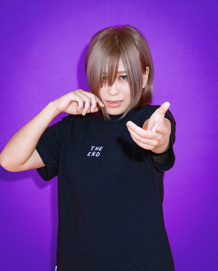 HTML ZERO3エイチティエムエル ゼロスリーのTシャツ HTML ZERO3×STARDOM05