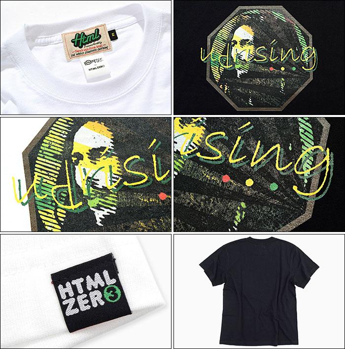 HTML ZERO3エイチティエムエル ゼロスリーのTシャツ Uprising11