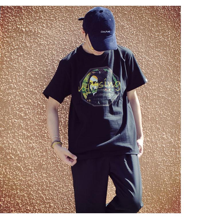 HTML ZERO3エイチティエムエル ゼロスリーのTシャツ Uprising04