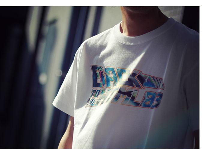 HTML ZERO3エイチティエムエル ゼロスリーのTシャツ Mad Science01