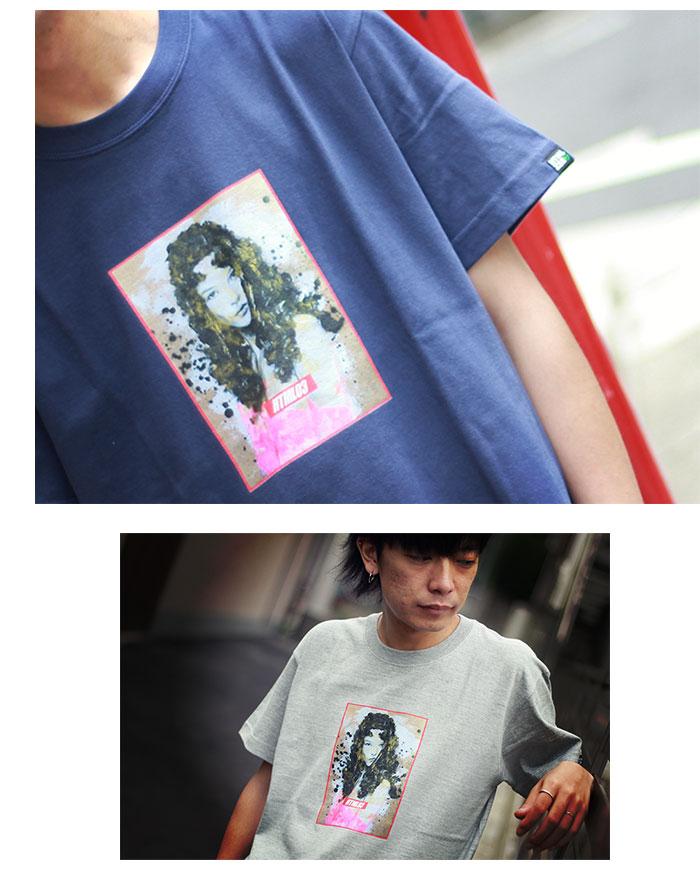 HTML ZERO3エイチティエムエル ゼロスリーのTシャツ Katherine Vogue03
