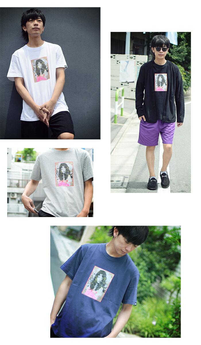 HTML ZERO3エイチティエムエル ゼロスリーのTシャツ Katherine Vogue07