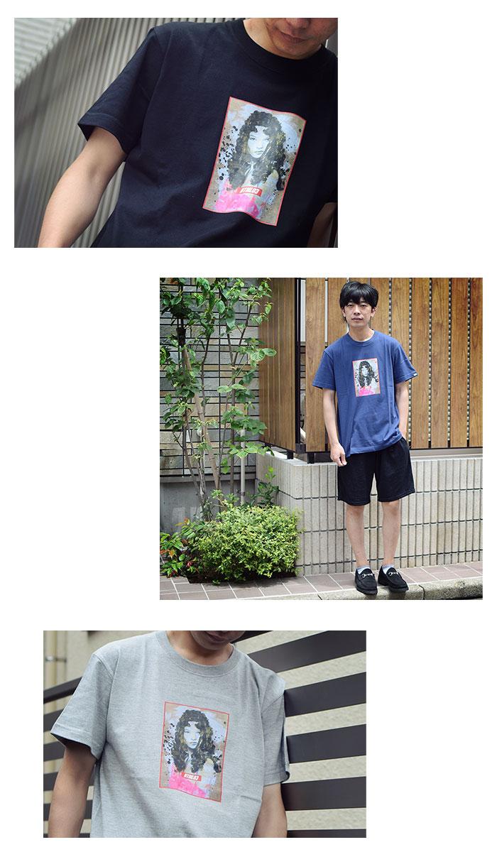HTML ZERO3エイチティエムエル ゼロスリーのTシャツ Katherine Vogue08