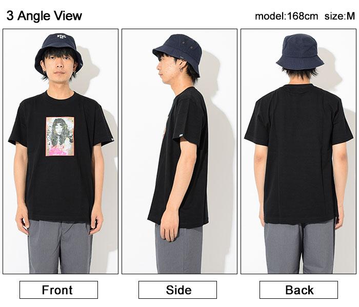 HTML ZERO3エイチティエムエル ゼロスリーのTシャツ Katherine Vogue11