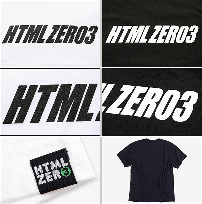 HTML ZERO3エイチティエムエル ゼロスリーのTシャツ Wendy Logo16